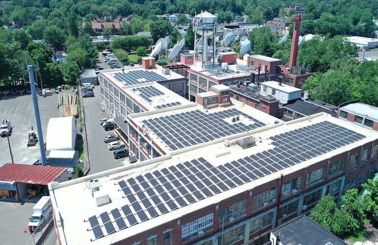 C-PACE Financing Brings Solar to Repurposed Properties